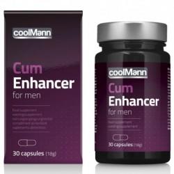 CoolMann Potenciador Esperma 30 caps