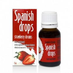 Gotas Spanish Drops Fresa 15ml