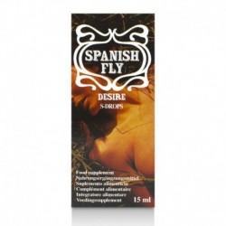 Gotas Eróticas Estimulantes Spanish Fly Desire 15ml