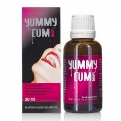 Cambiador de Sabor de Esperma Yummy Cum Drops 30ml